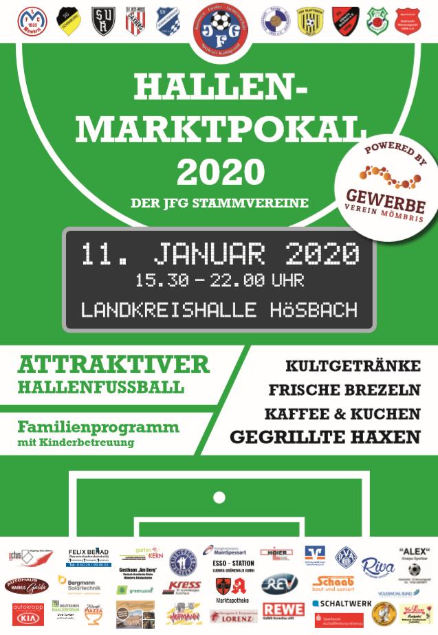 Hallenmarktpokal 2020